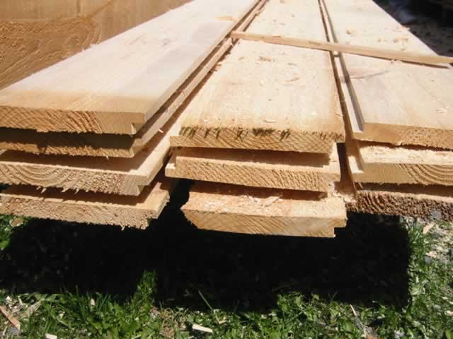 Timber Frame Tools 187 Roof Decking And Siding Preparation